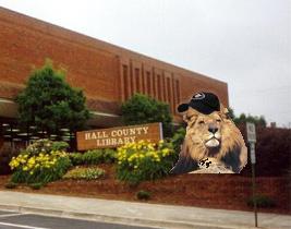 Hall-Lion